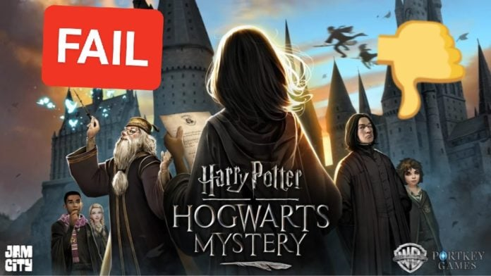 Harry Potter i tajemnica Hogwartu