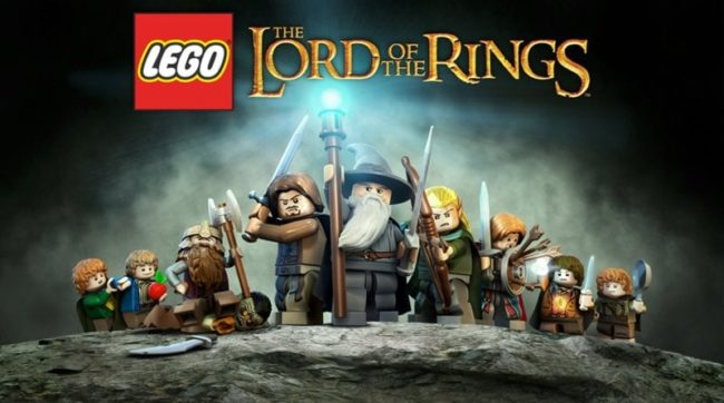 Lego Lord Of The Rings - gra bez internetu (Android)