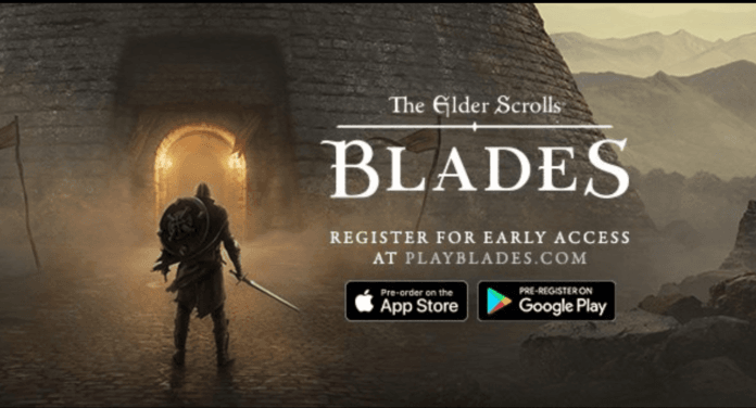 TES Blades gry RPG na androida