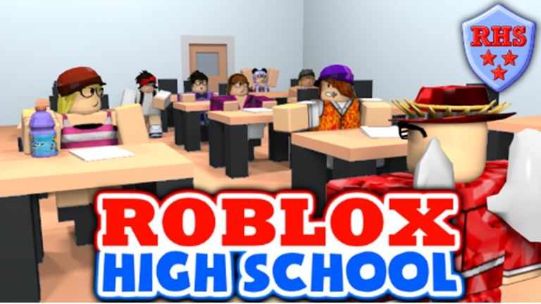 Roblox-High-School