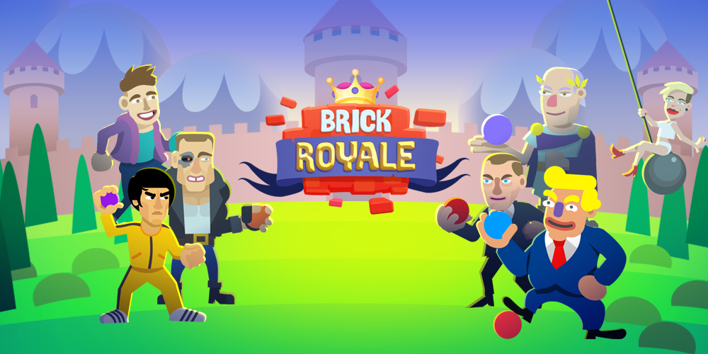 Brick Royale