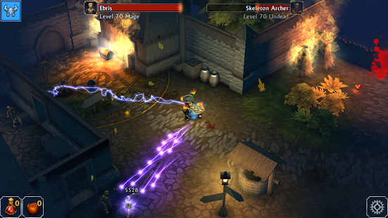 Eternium - gry rpg - Android