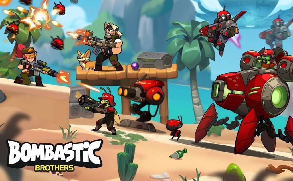 Bombastic Brothers Gry na Android