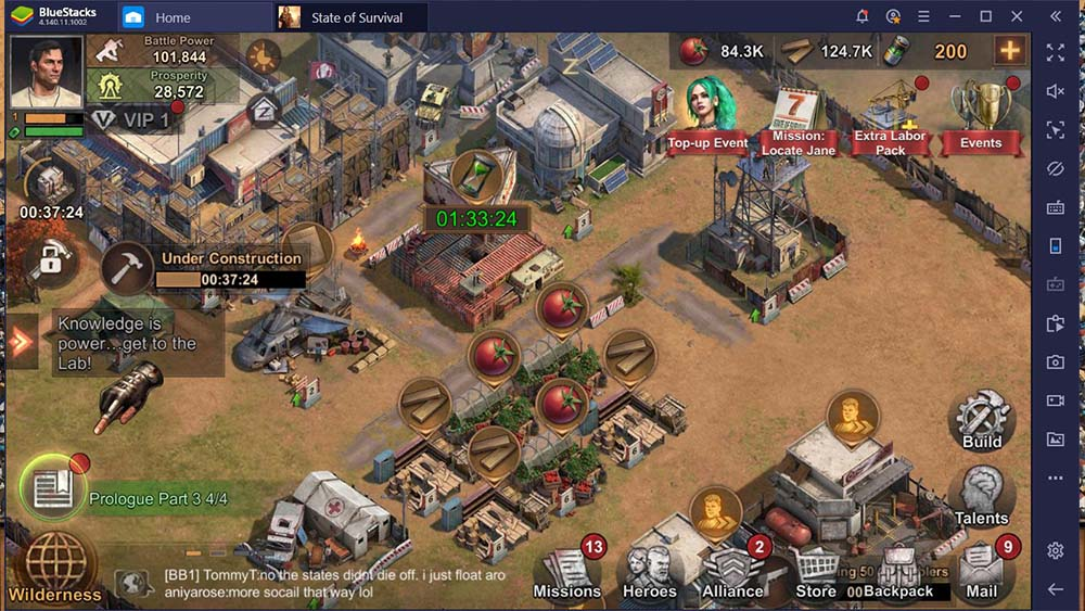 State of Survival - najlepsze gry strategiczne Android