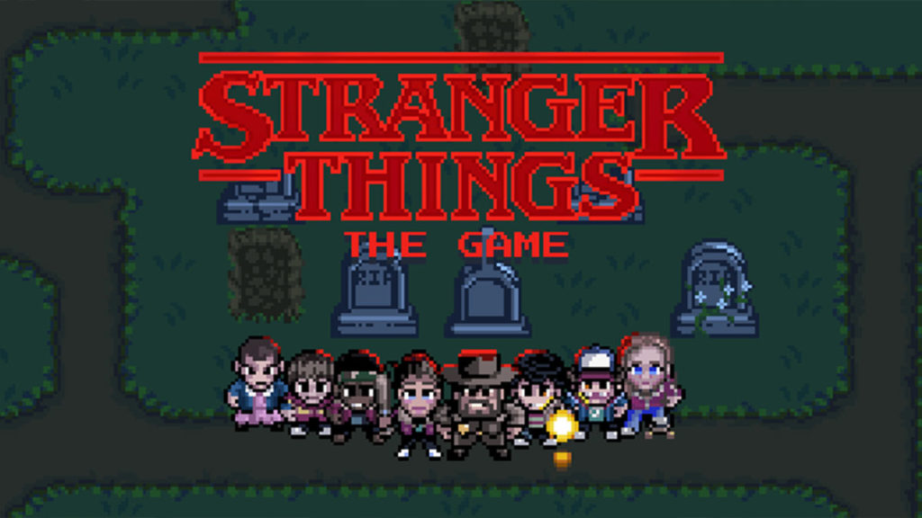 Stranger Things The Game - gry offline na androida
